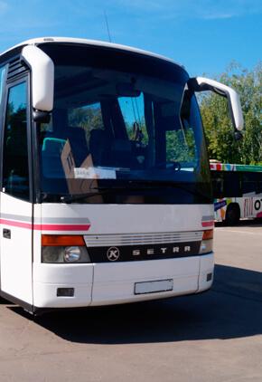 Автобусные перевозки - 1 - Маншафт