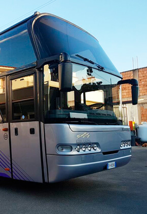 Автобусные перевозки - 2 - Маншафт
