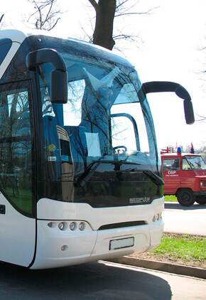 Автобусные перевозки - 3 - Маншафт