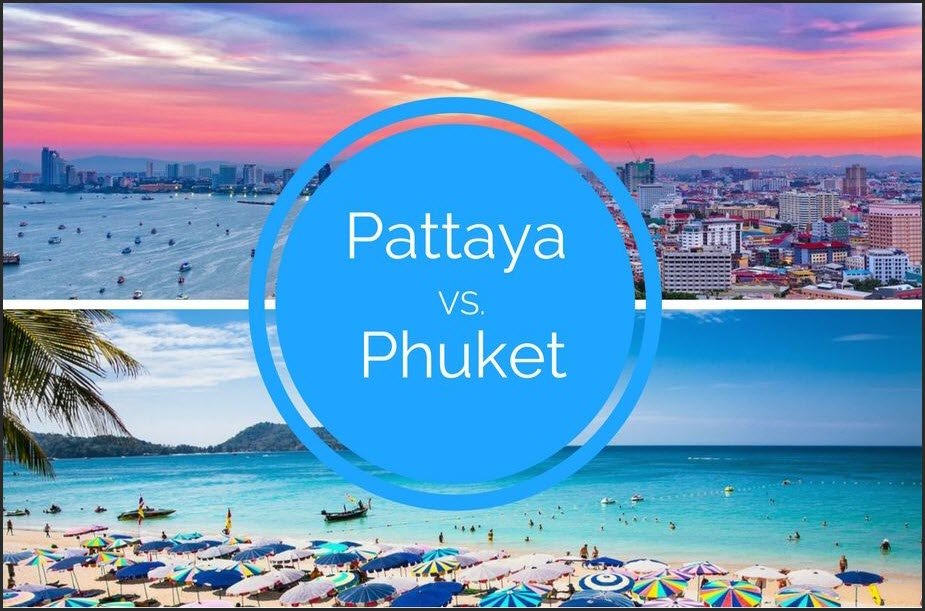 Паттайя чи Пхукет