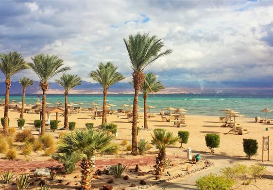 Пляжний сезон в Єгипті