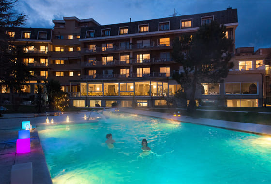 Об отеле Silva Hotel Splendid